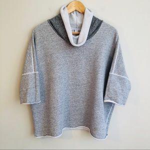Standard James Perse Cowl Neck Sweatshirt